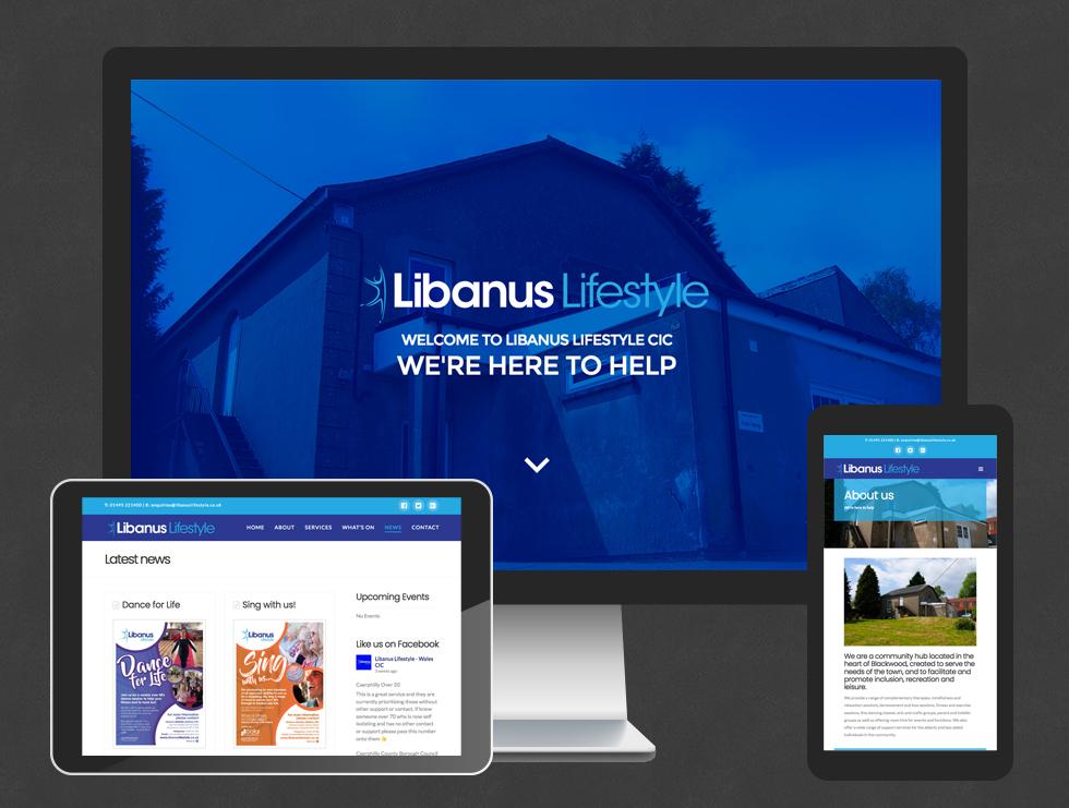 Libanus Lifestyle Website