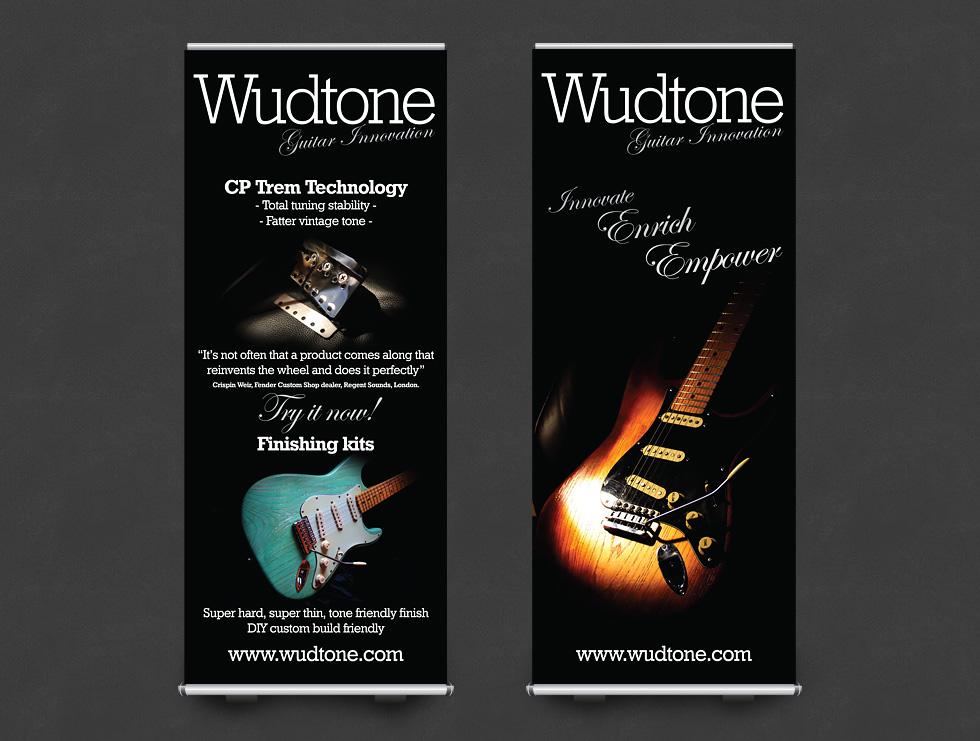 Wudtone Pop Displays